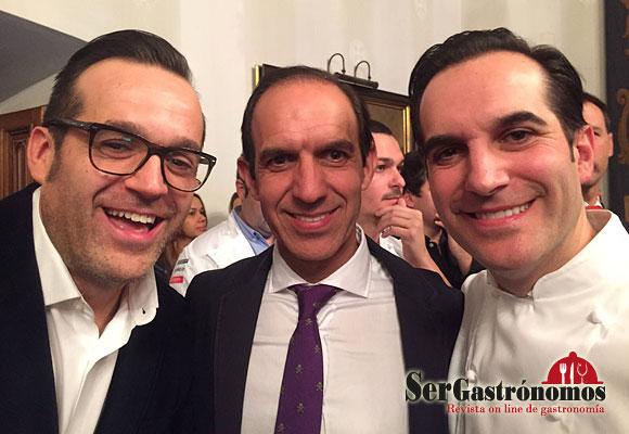 Los restaurantes Coque y Zaranda, los grandes triunfadores de la Michellin 2016