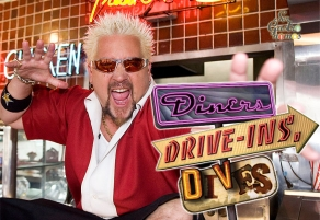 Comiendo en America (Diners, Drive-Ins and Dives)